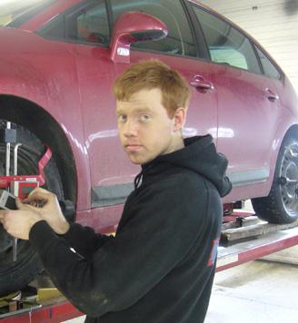 Lønn mekaniker tunge kjøretøy